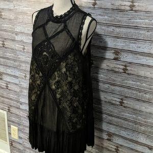 Free People Dresses - Black dress by Free People large